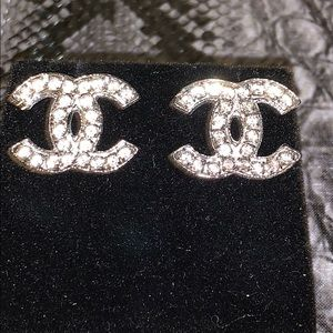 My All time Favorite Chanel Earrings !